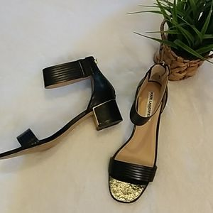 Karl Lagerfeld shoes with ankle straps